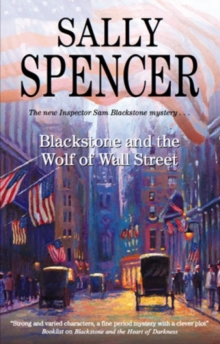 Blackstone and the Wolf of Wall Street, Hardback Book