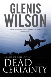 Dead Certainty : A Contemporary Horse Racing Mystery, Hardback Book