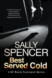 Best Served Cold : A British Police Procedural Set in the 1970's, Hardback Book