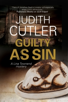 Guilty as Sin: A Lina Townend Antiques Mystery, Hardback Book