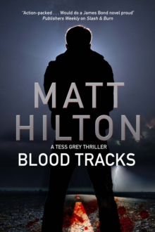 Blood Tracks : A New Action Adventure Series Set in Louisiana, Hardback