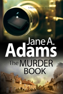 The Murder Book : A New 1920s Mystery Series, Hardback