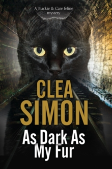 As Dark as My Fur, Hardback Book