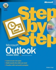 Microsoft Outlook Version 2002 Step by Step, Mixed media product Book
