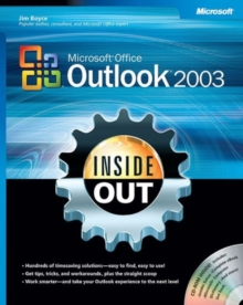 Microsoft Office Outlook 2003 Inside Out, Mixed media product