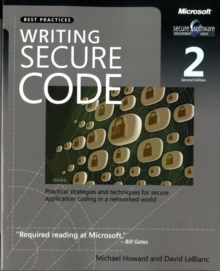 Writing Secure Code, Paperback