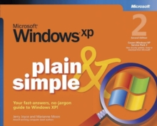 Microsoft Windows XP Plain and Simple, Paperback