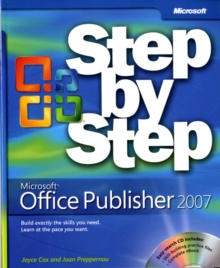 Microsoft Office Publisher 2007 Step by Step, Mixed media product Book