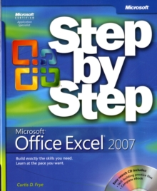 Microsoft Office Excel 2007 Step by Step : Self-Start Learning Kit, Mixed media product