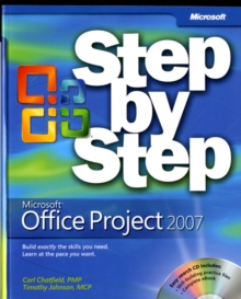 Microsoft Office Project 2007 Step-by-Step, Mixed media product