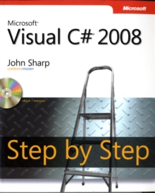 Microsoft Visual C# 2008 Step by Step, Mixed media product Book