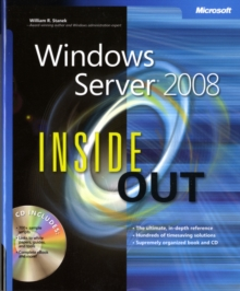 Windows Server 2008 Inside Out, Mixed media product