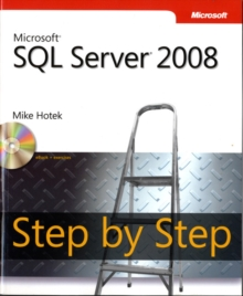 Microsoft SQL Server 2008 Step by Step, Mixed media product