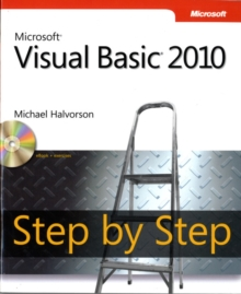 Microsoft Visual Basic 2010 Step by Step, Mixed media product