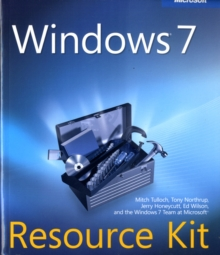 Windows 7 Resource Kit, Mixed media product
