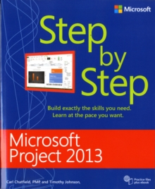 Microsoft Project 2013 Step by Step, Paperback