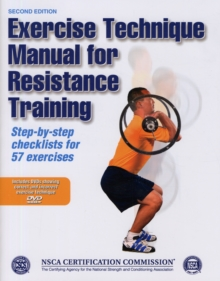 Exercise Technique Manual for Resistance Training, Mixed media product