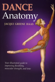 Dance Anatomy, Paperback Book