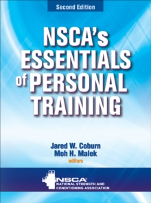 NSCA's Essentials of Personal Training, Hardback Book