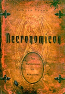 Necronomicon : The Wanderings of Alhazred, Paperback Book