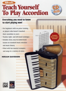 TEACH YOURSELF TO PLAY ACCORDION BOOK/C, Paperback Book