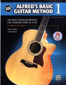 ALFREDS BASIC GUITAR METHOD. BOOK 1,