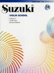 SUZUKI VIOLIN SCHOOL VIOLIN PART CD VOLU, Paperback