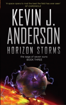 Horizon Storms : The Saga of Seven Suns, Paperback Book