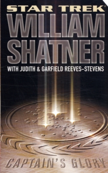 Star Trek: Captain's Glory, Paperback