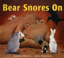 Bear Snores on, Paperback