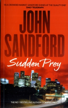 Sudden Prey, Paperback Book