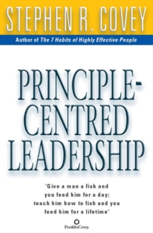 Principle Centred Leadership, CD-Audio Book