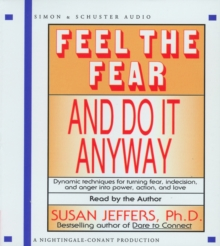 Feel the Fear and Do it Anyway, CD-Audio