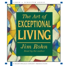 The Art of Exceptional Living, CD-Audio