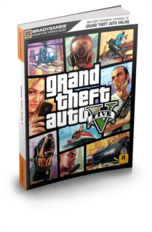 Grand Theft Auto v Signature Series Strategy Guide, Paperback