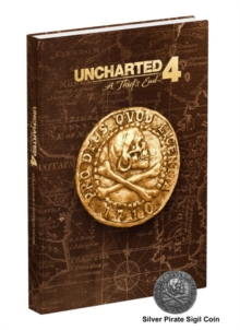 Uncharted 4: A Thief's End Collector's Edition Strategy Guide, Hardback