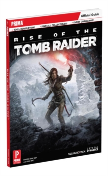 Rise of the Tomb Raider Standard Edition Guide, Paperback