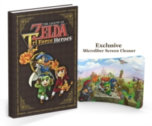 The Legend of Zelda: Tri Force Heroes Collector's Edition Guide, Hardback