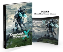 Xenoblade Chronicles X Collector's Edition Guide, Hardback