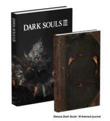 Dark Souls III Collector's Edition: Prima Official Game Guide, Hardback
