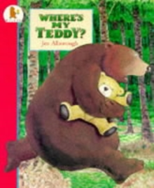 Where's My Teddy?, Paperback