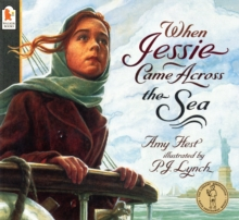 When Jessie Came Across the Sea, Paperback