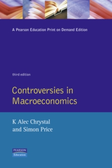 Controversies in Macroeconomics, Paperback Book
