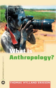 What is Anthropology?, Paperback