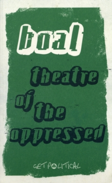 Theatre of the Oppressed, Paperback