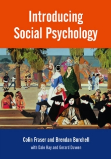 Introducing Social Psychology, Paperback