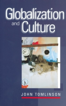Globalization and Culture, Paperback Book