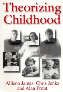 Theorizing Childhood, Paperback Book