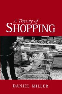 A Theory of Shopping, Paperback