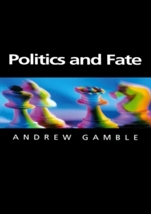 Politics and Fate, Paperback